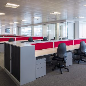 Case Study: Company Offices
